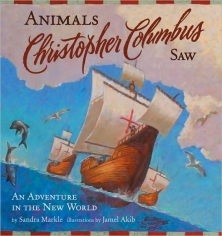 Animals Christopher Columbus Saw
