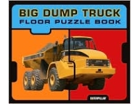 Big Dump Truck Floor Puzzle Book